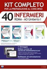 concorso 40 infermieri roma