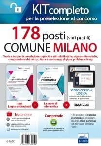 concorso 178 posti comune milano