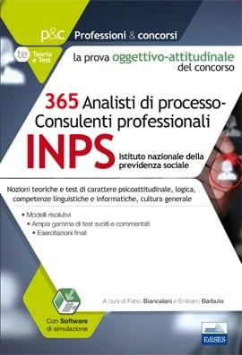 manuale per la prova attitudinale inps