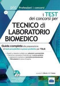 I Test dei concorsi per Tecnico di laboratorio biomedico