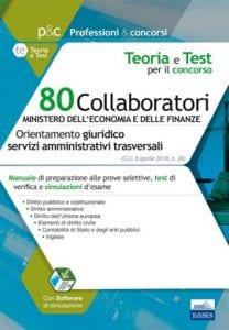 concorso 80 collaboratori MEF