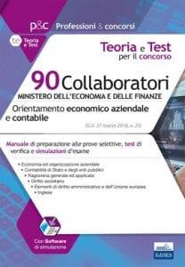 concorso 90 collaboratori ambito economico-aziendale