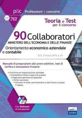 concorso-90-collaboratori-mef-ministero-economia-e-finanze