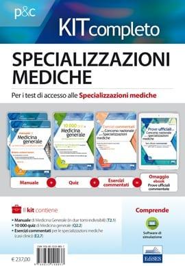 kit specializzazioni mediche