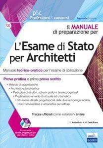 guida esame di stato architetto