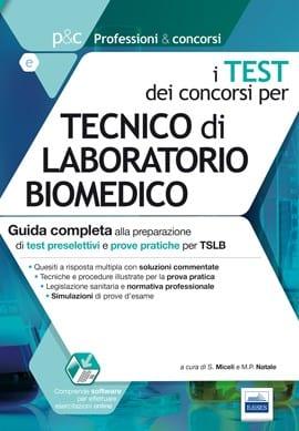 libro concorsi tecnici laboratorio