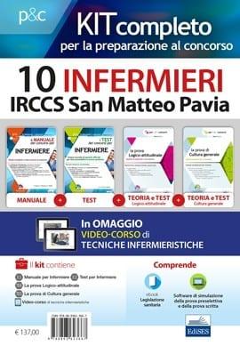 kit-concorso-kit-10-infermieri-irccs-san-matteo-pavia