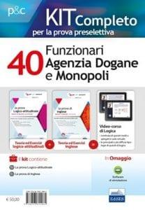 kit-concorso-40-funzionari-agenzia-dogane-e-monopoli-per-la-prova-preselettiva