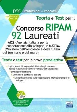 concorso-ripam-92-laureati-aics-e-ministero-ambiente-teoria-e-test-per-la-preselezione
